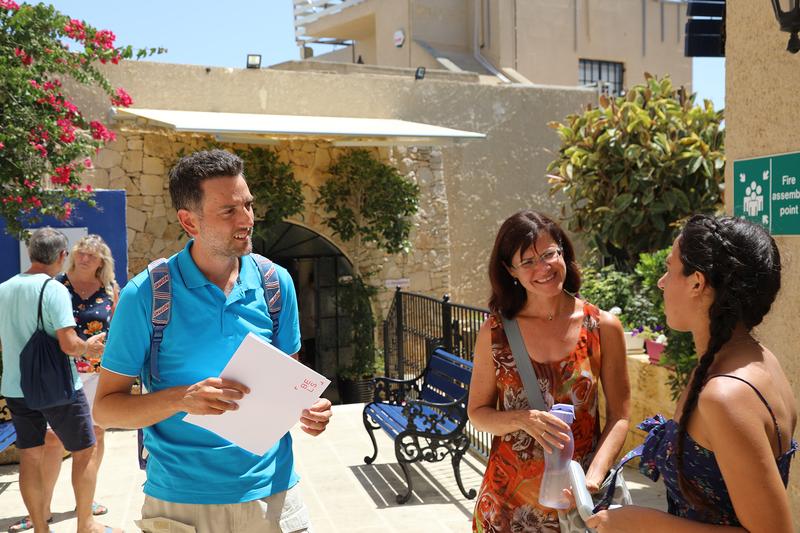 Sprachaufenthalt Malta, Gozo - BELS Gozo - Schule