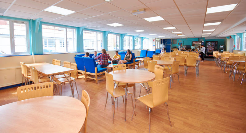 Sprachaufenthalt England, Bournemouth - St Giles Bournemouth - Lounge
