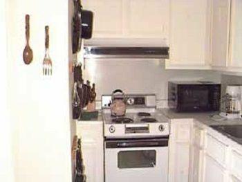 Sprachaufenthalt USA, Hawaii - IIE - Accommodation - Apartment Park Heights - Küche