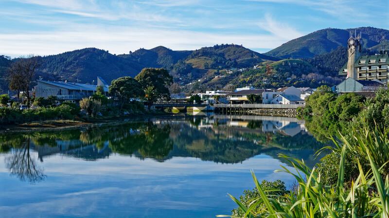 Séjour linguistique Nouvelle Zélande, Nelson - Maitai River