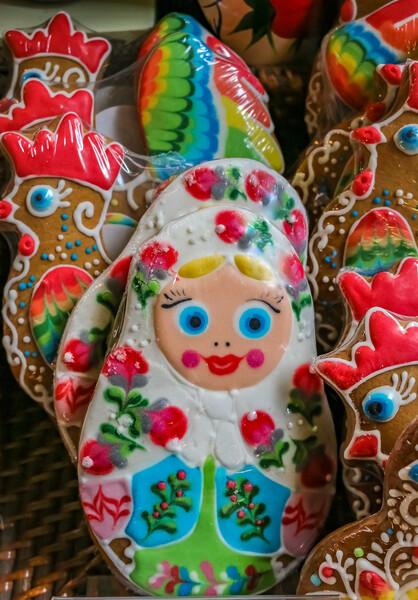 Séjour linguistique Russie, Matryoshka