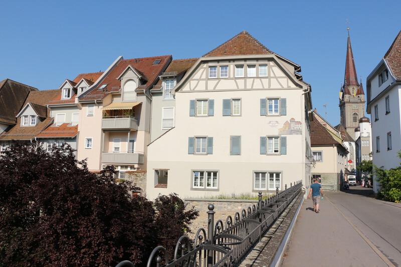 Sprachaufenthalt Deutschland, Radolfzell am Bodensee - Altstadt
