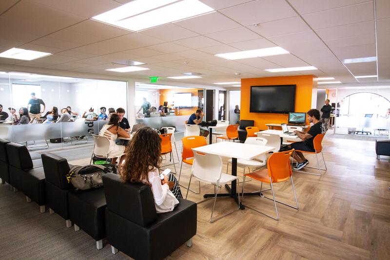 Séjour linguistique États-Unis, San Diego - EC San Diego - Lounge