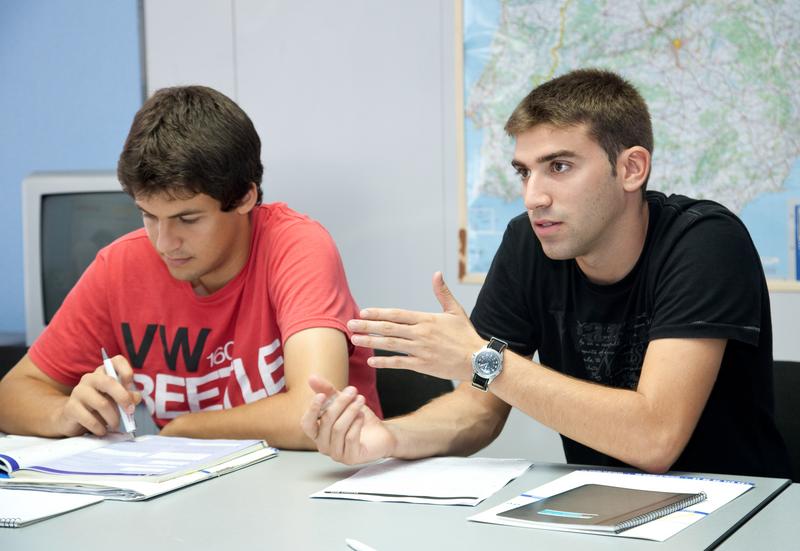 Séjour linguistique Espagne, Ibiza - Instituto de Idiomas Ibiza - Leçon