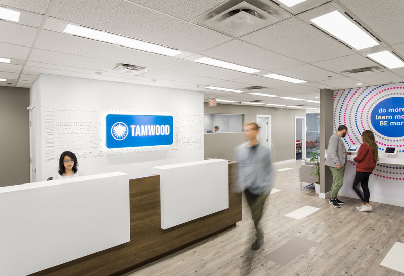 Sprachaufenthalt Kanada, Vancouver - Tamwood Careers Vancouver - Rezeption