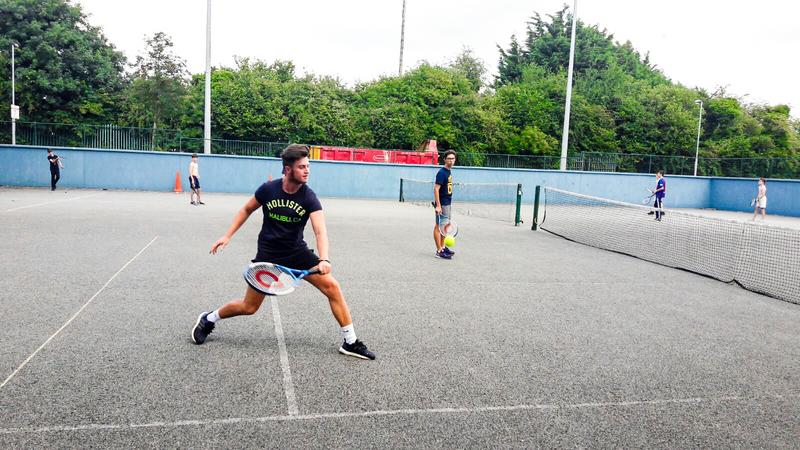 Séjour linguistique Irlande, Cork - Apollo Junior School Cork - Tennis