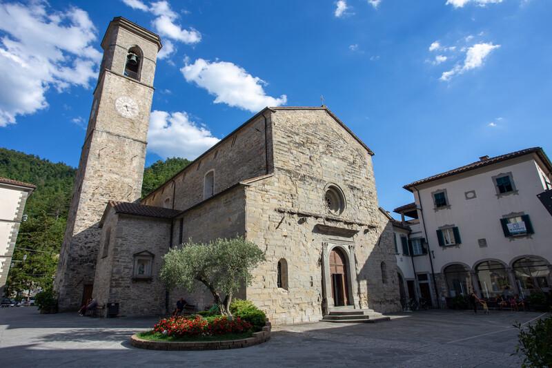 Séjour linguistique Italie, Bagno di Romagna