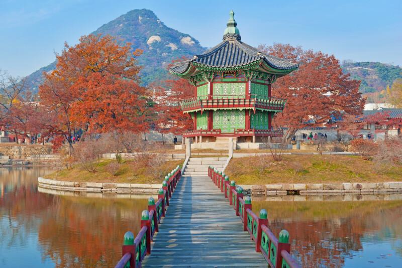 Séjour linguistique Corée du sud, Séoul - Temple Bouddhiste