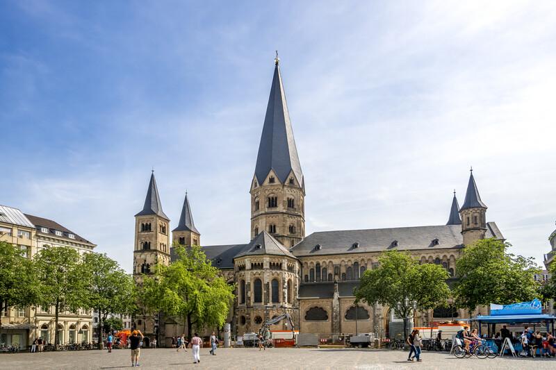 Sprachaufenthalt Deutschland, Bonn - Münster