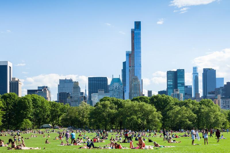 Séjour linguistique États-Unis, New York - Central Park