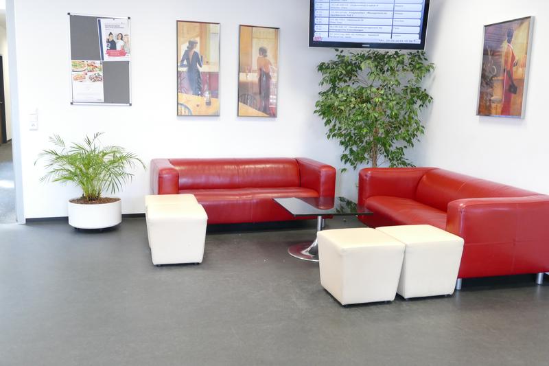 Séjour linguistique Allemagne, Hamburg - DID Hamburg - Lounge