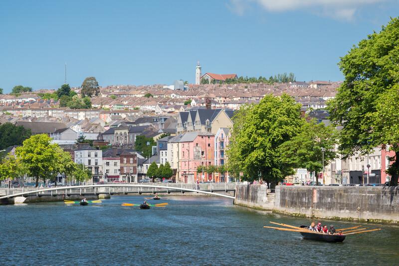 Séjour linguistique Irlande, Cork