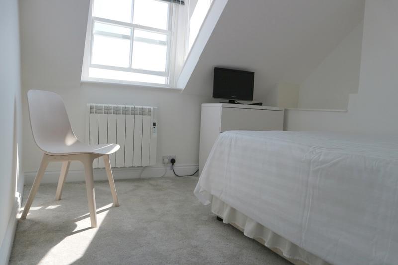Sprachaufenthalt England, Jersey - St. Brelades College Jersey - Accommodation - Peterborough - Schlafzimmer