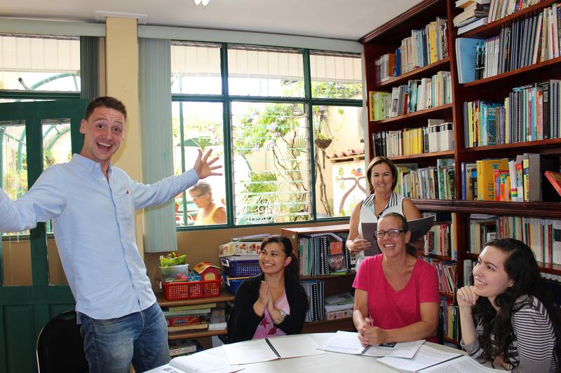 Sprachaufenthalt Costa Rica, Samara - Intercultura - Lektionen