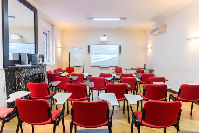 Séjour linguistique Espagne, Madrid - Don Quijote Madrid - Salle de classe