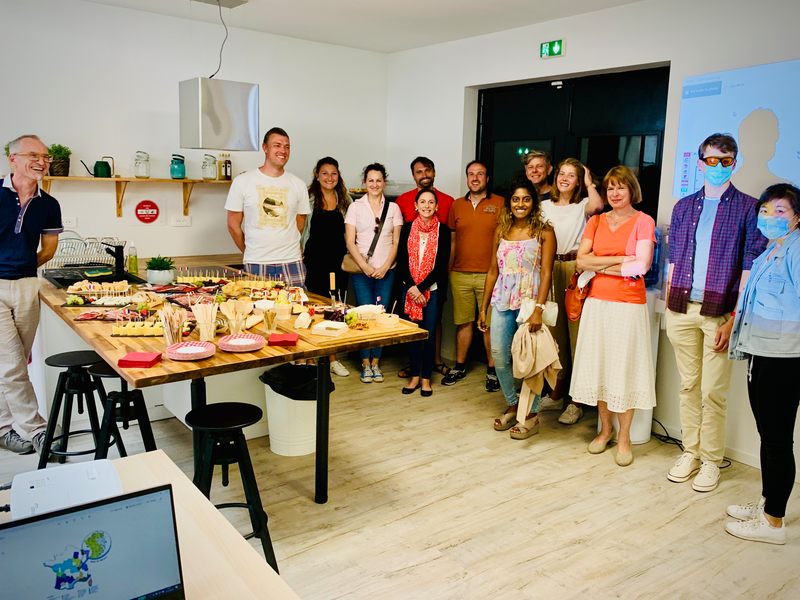 Sprachaufenthalt Frankreich, Bordeaux - Newdeal Institut Bordeaux - Studenten