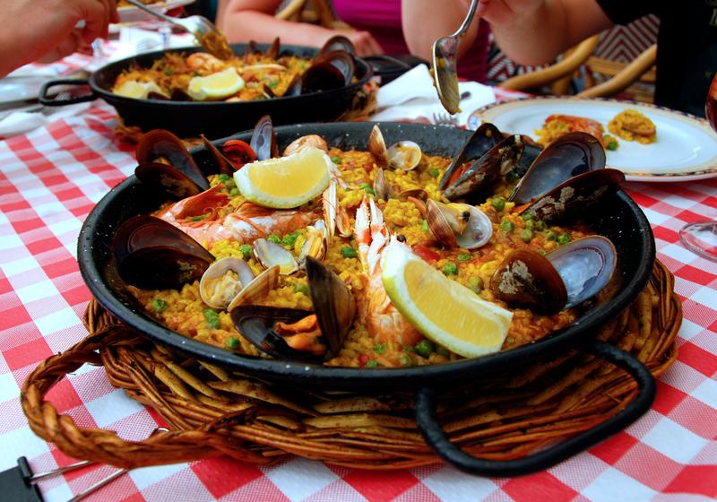 Sprachaufenthalt Spanien, San Sebastian - Restaurant La Zurri