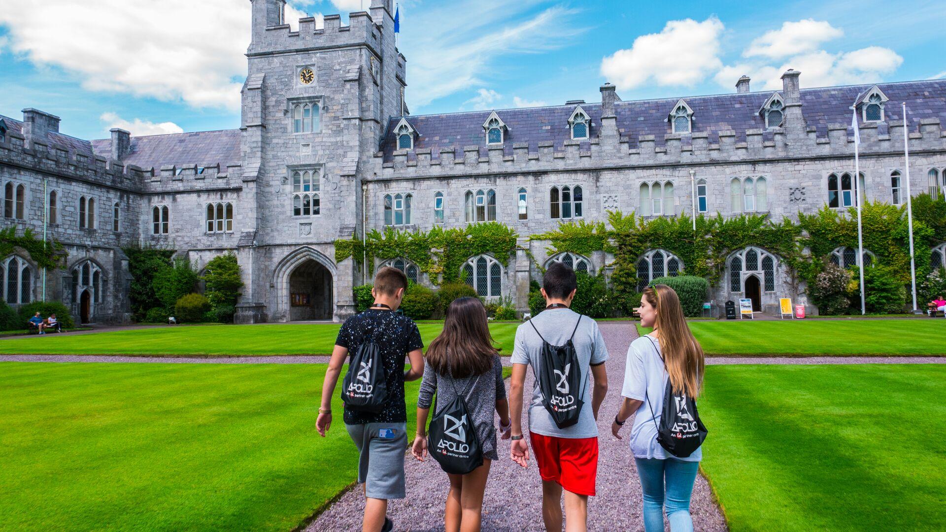 Séjour linguistique Irlande, Cork - Apollo Junior School Cork - école