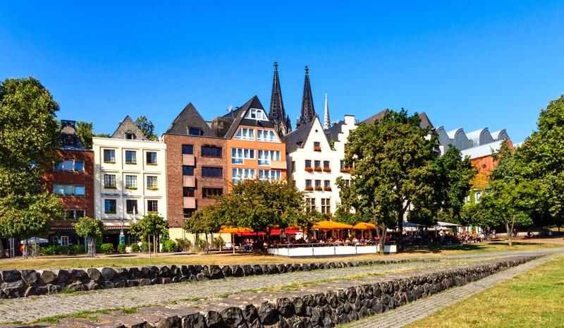 Séjour linguistique Allemand, Cologne - Vieille ville