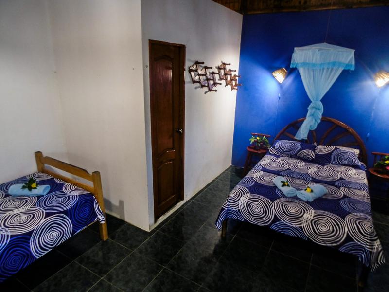 Sprachaufenthalt Ecuador, Montañita - Montañita Spanish School - Accommodation - Apartment - Schlafzimmer