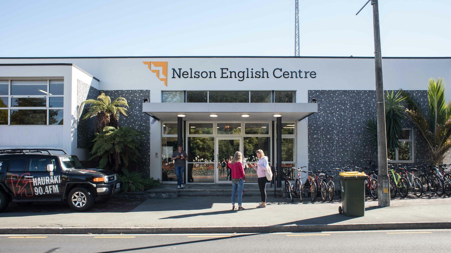 Séjour linguistique Nouvelle Zélande, Nelson - Nelson English Centre - École