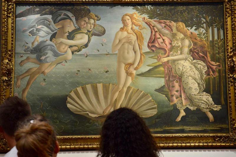 Sprachaufenthalt Italien, Florenz - Scuola ABC - Kunstgeschichte