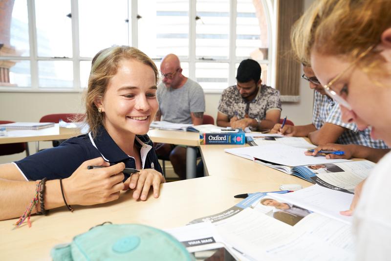 Sprachaufenthalt Südafrika, Capetown - GHS City Centre - Lektionen