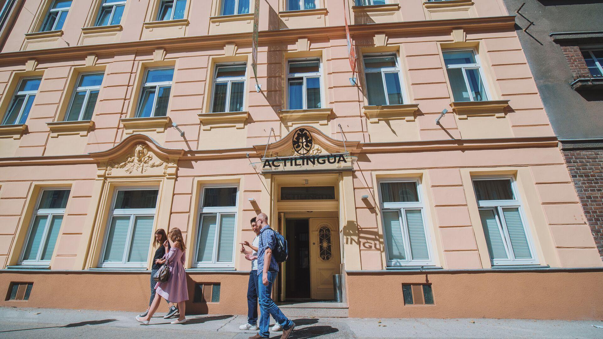Sprachaufenthalt Österreich, Wien - Actilingua Academy Vienna - Schule