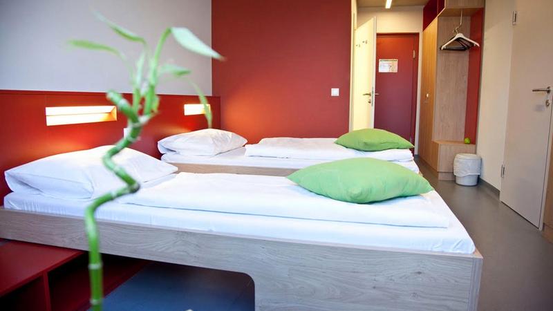 Sprachaufenthalt Österreich, Wien - Humboldt Institut Vienna - Accommodation - Residenz - Zimmer