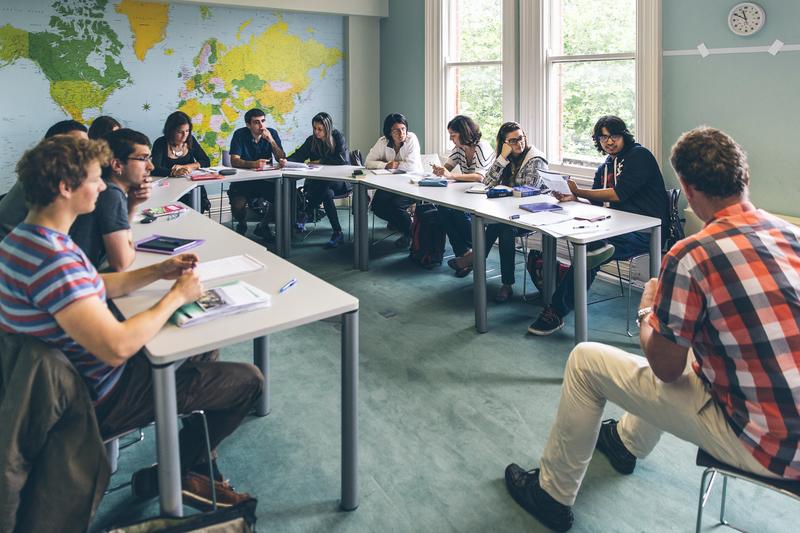Sprachaufenthalt Engand, Belfast - International House Belfast - Lektionen