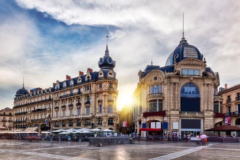 Séjour linguistique France, Montpellier - Sunrise