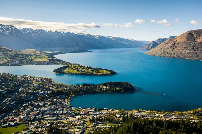 Séjour linguistique Nouvelle Zélande, Queenstown