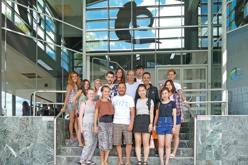 Sprachaufenthalt Australien, Cairns - Cairns College of English Cairns - Studenten
