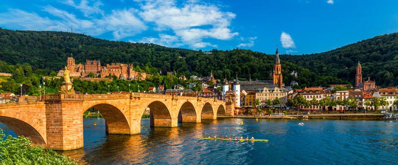 Sprachaufenthalt Deutschland, Heidelberg - Neckar