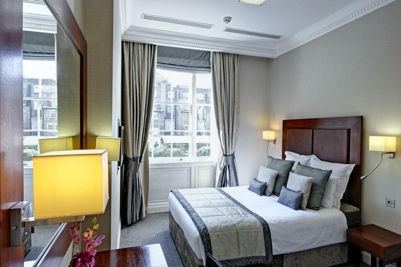 Sprachaufenthalt England, London - St Giles London Central - Accommodation - Hotel The Beauchamp - Zimmer