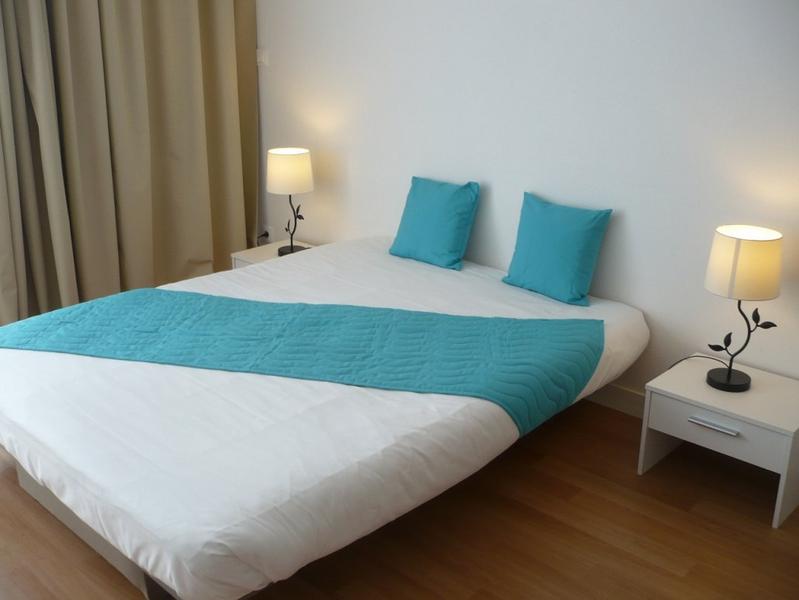 Sprachaufenthalt Frankreich, La Rochelle - Inlingua la Rochelle - Accommodation - Residenz New Rochelle - Zimmer