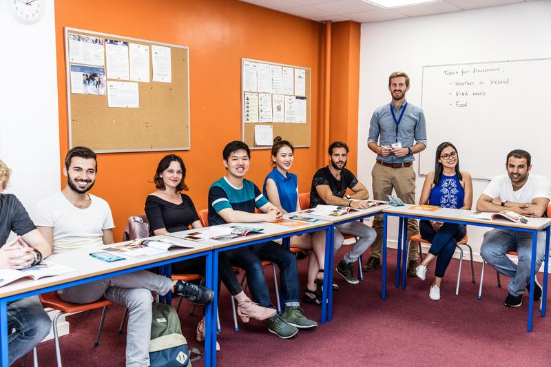 Séjour linguistique Irlande, Dublin - CES Dublin - Leçons