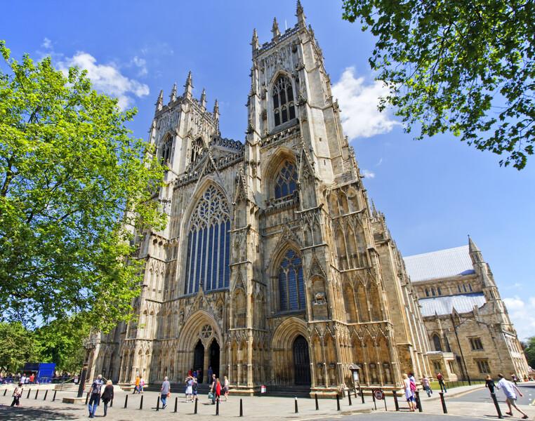 Sprachaufenthalt England, York - York Minster