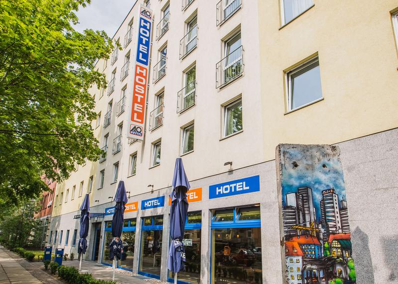 Sprachaufenthalt Deutschland, Berlin - DID Deutsch Institut Berlin - Accommodation - Hotel - Gebäude