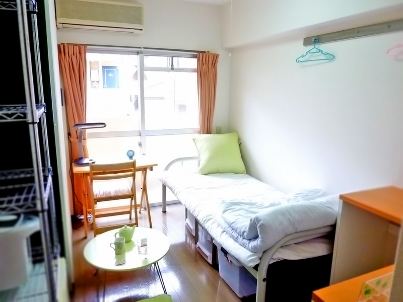 Sprachaufenthalt Japan, Fukuoka - Genki Japanese School Fukuoka - Accommodation - Apartment - Schlafzimmer