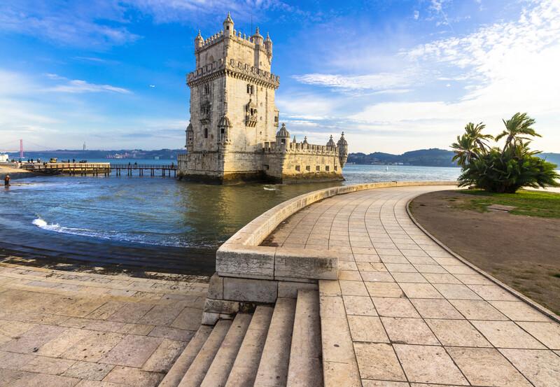 Séjour linguistique Portugal, Lisbonne - Torre of Belem