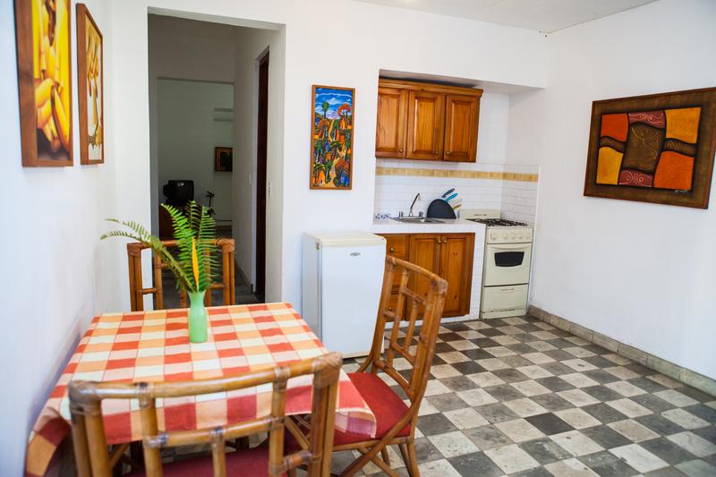 Sprachaufenthalt Dominikanische Republik - Santo Domingo - Instituto Intercultura Santo Domingo - Accommodation - Residenz - Küche