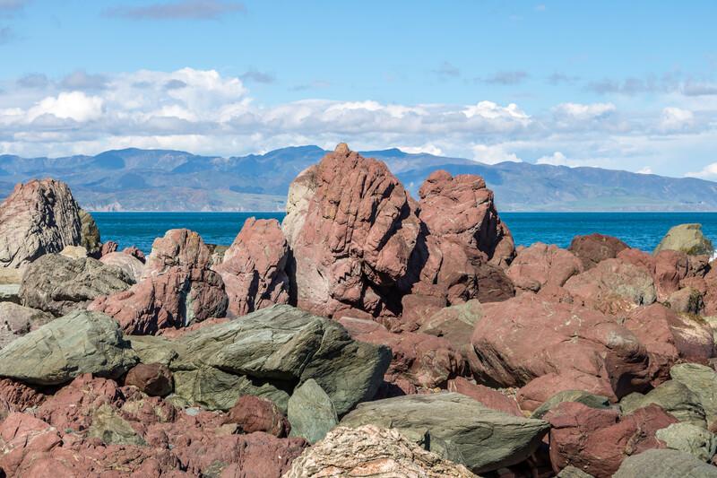 Séjour linguistique Nouvelle Zélande - Wellington - Red Rocks