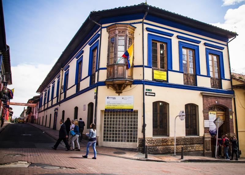 Séjour linguistique Columbie, Bogota - International House Bogotá - École