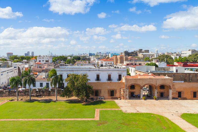 Sprachaufenthalt Dominikanische Republik, Santo Domingo - Zona Colonial