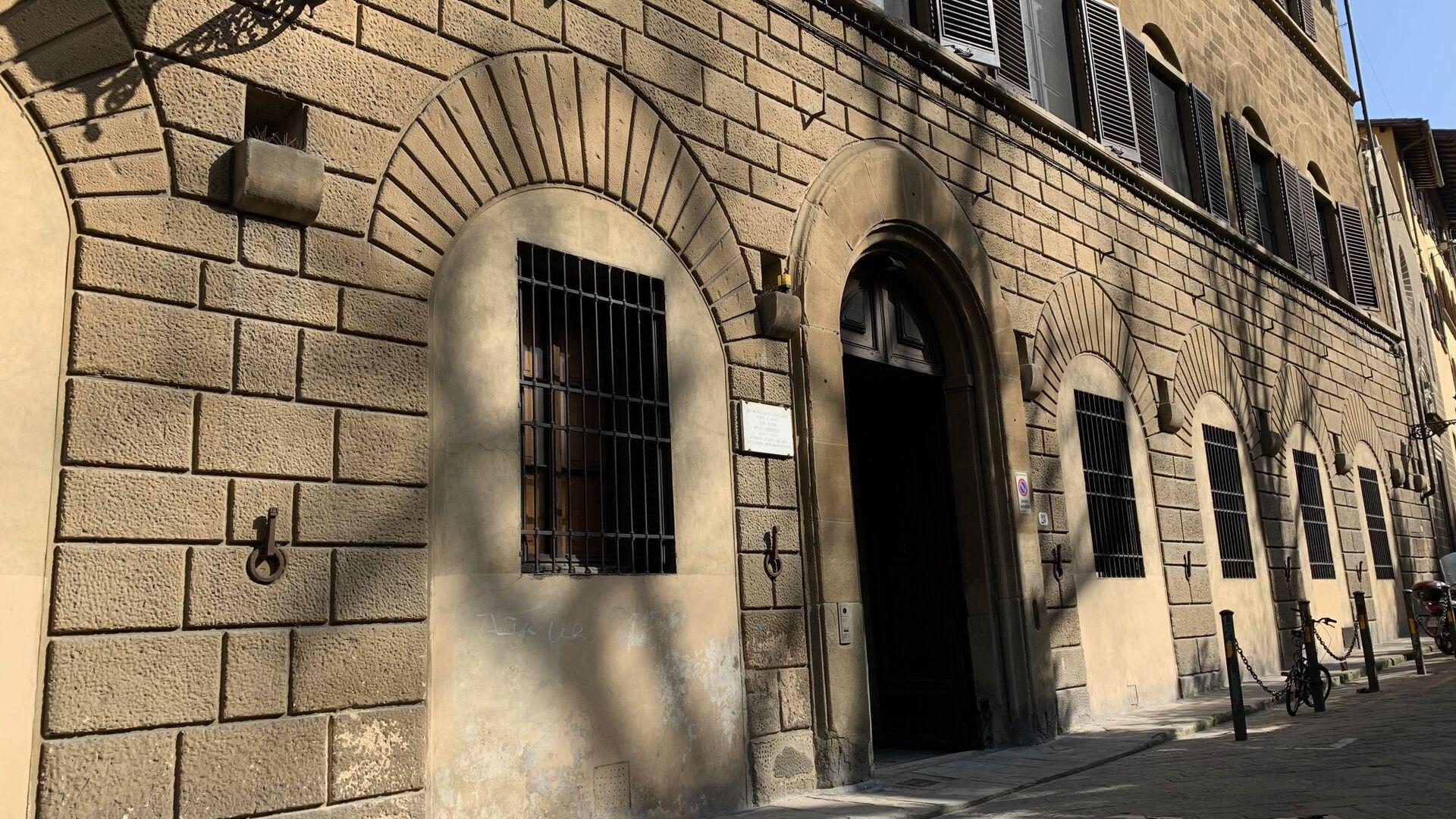 Séjour linguistique Italie, Florence - scuola abc firenze - école