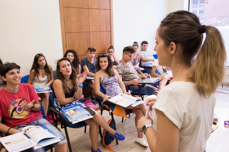 Sprachaufenthalt Spanien, Madrid - Enforex Madrid - Lektionen