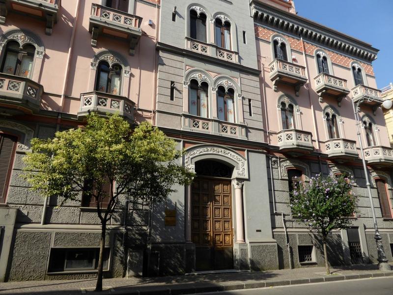 Séjour linguistique Italie, Salerno - Accademia italiana - école