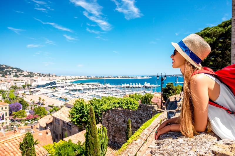 Sprachaufenthalt Frankreich, Cannes - Stadt