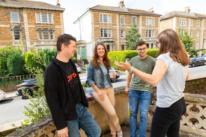 Séjour linguistique Angleterre, Bristol - English Language Centre ELC Bristol - Étudiants
